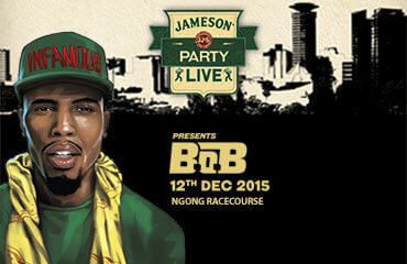 Zilojo Work - Jameson Live Party 2015 Featuring B.O.B