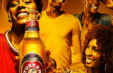 Zilojo Work - Tusker Cider Valentine's Day Activation