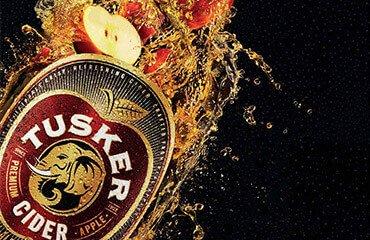 Zilojo Work - Tusker Cider